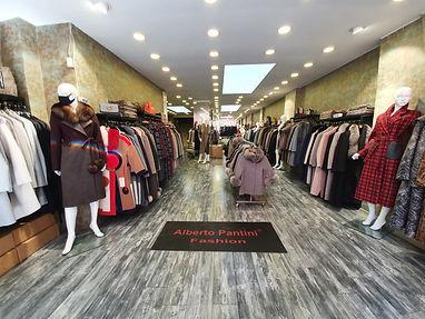women's apparel alberto pantini
