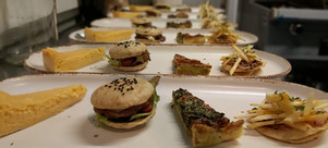 Canapes by SommTableBistro