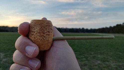 """Shenandoah"" Corn Cob Pipe"
