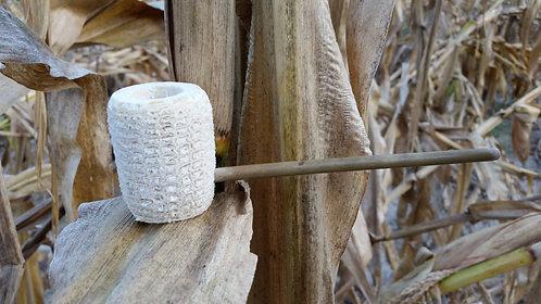 """""""Virginia Planter"""" Corn Cob Pipe"""