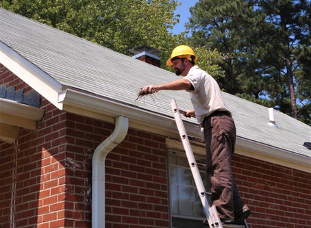 House maintenance (spring, summer, fall & winter must do's)