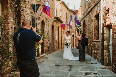 Spartan Media Wedding Photo