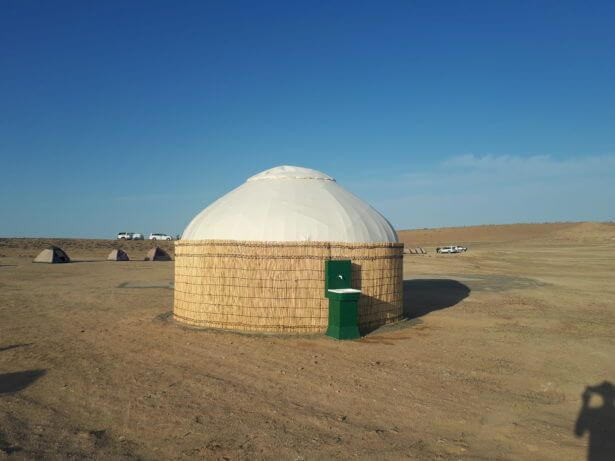 Yurt, Darvaza Gas Crater, Gates of Hell, turkmenistan travel agency, turkmenistan tourism agency, turkmenistan travel and tours, turkmenistan hotel bookings
