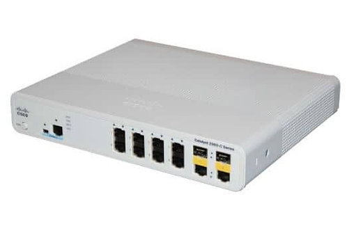 WS-C2960C-8TC-L Cisco Switch Egypt