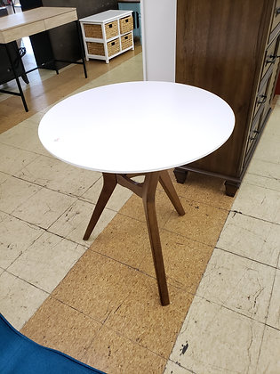 Emmond Mid Century Round Bistro Table