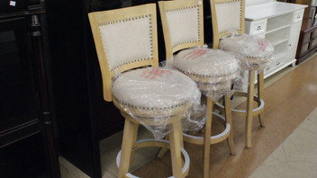 Set of (3) Barstools