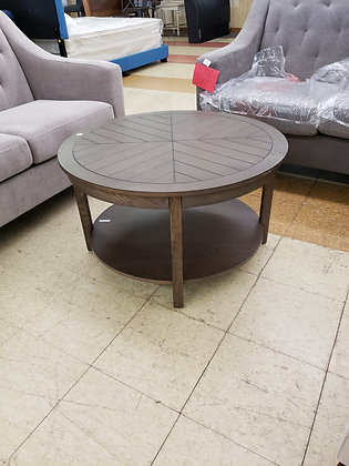Eastford V Pattern Coffee Table