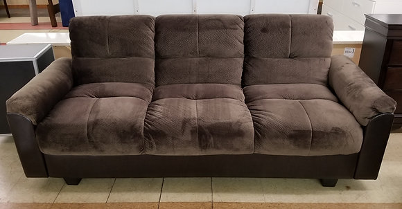 Chocolate Brown Sofa Bed