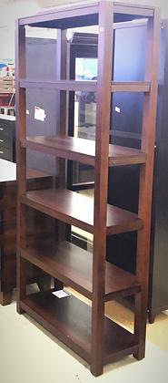 Medium Brown Bookshelf