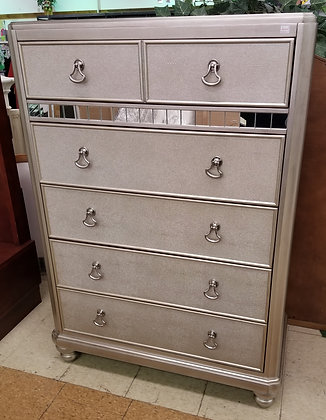 Bling Game 6 Drawer Chest