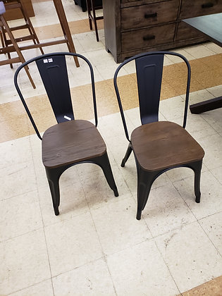 Carlisle High Back Dining Chairs