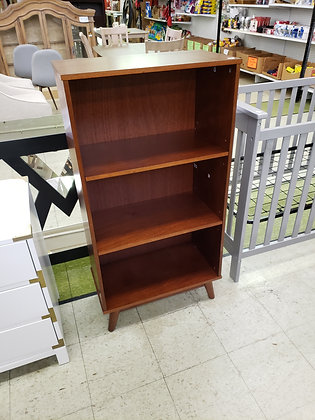 Amherst Mid-Century Modern Bookcase