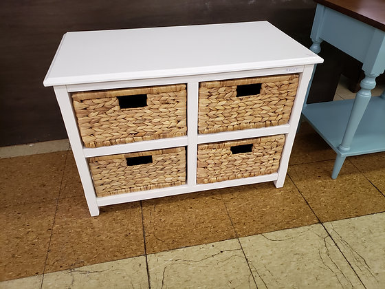 Seabrook Four Double Storage Unit