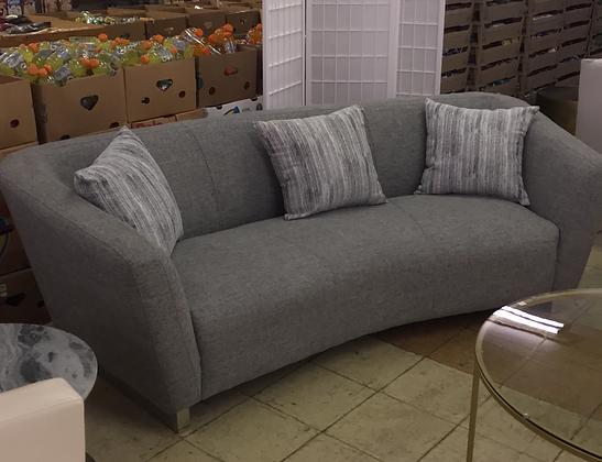 Gray Marled Sofa