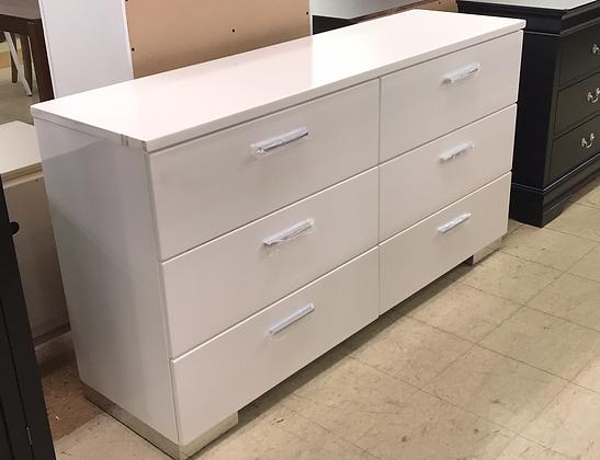 Gloss White Dresser