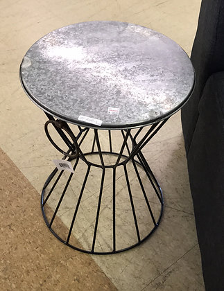 Farmhouse Metal Stool