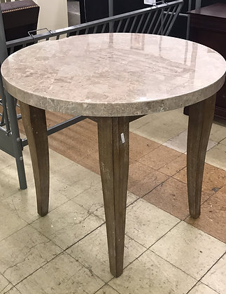 Granite Top Bar Table
