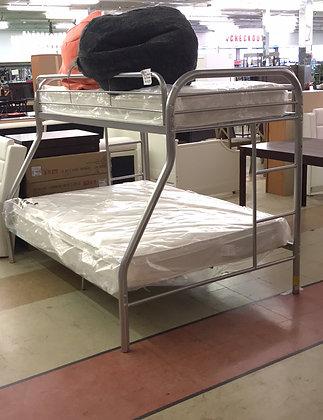 Silver Bunk bed