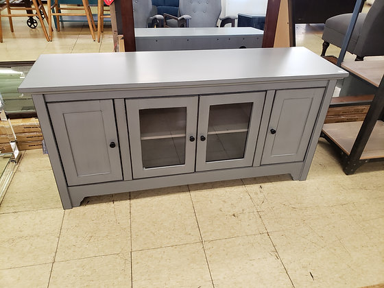 TV Stand with Doors