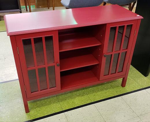 Windham 2 Door Cabinet with Shelves