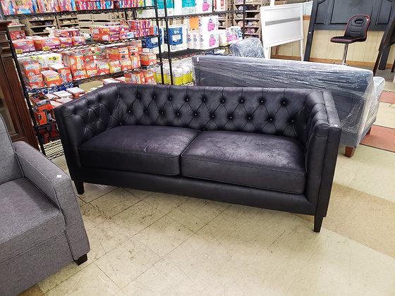 Lewes Tufted Sofa