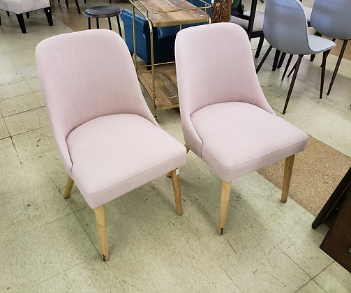 Pair of Geller Dining Chairs