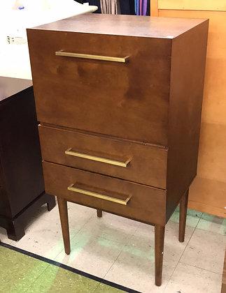 Everett Spirits Cabinet