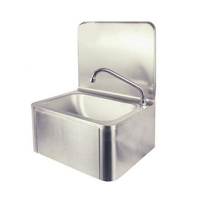Single Knee Operated Sink