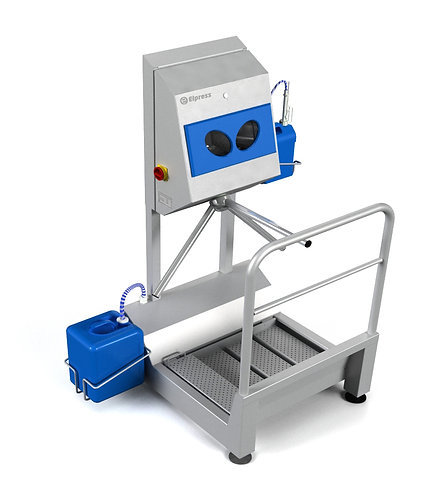 Sole Disinfection and Hand Disinfection - DZD-HDT