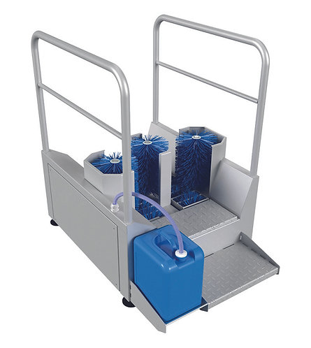 Walk Through Side & Sole Automatic Boot Wash - EDLW