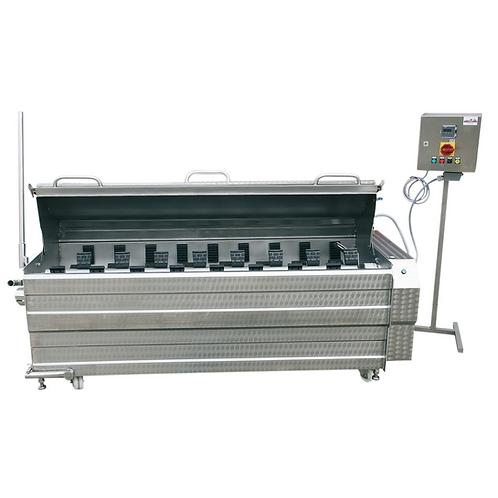 Combined Scalding & Dehairing Machine