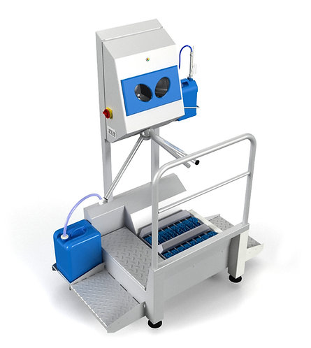 Sole Cleaning and Hand Disinfection - DZW-HDT