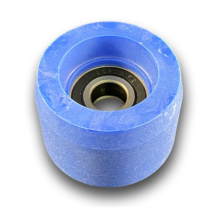 Twin Track Roller Wheel - Double Bearing