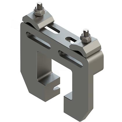 COMPLETE SINGLE HANGING BRACKET 19mm