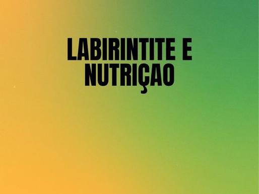 Labirintite e Nutrição