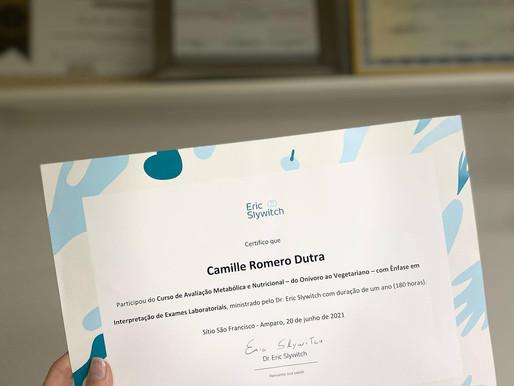 Certificado novo :)