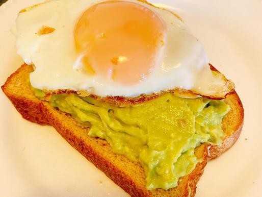 Avocado toast!!