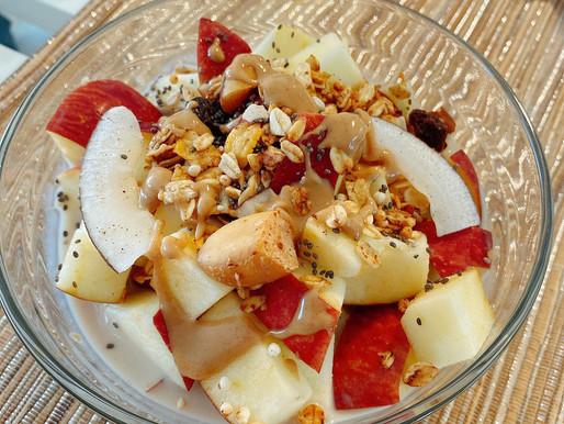Bowl nutritivo e refrescante :)