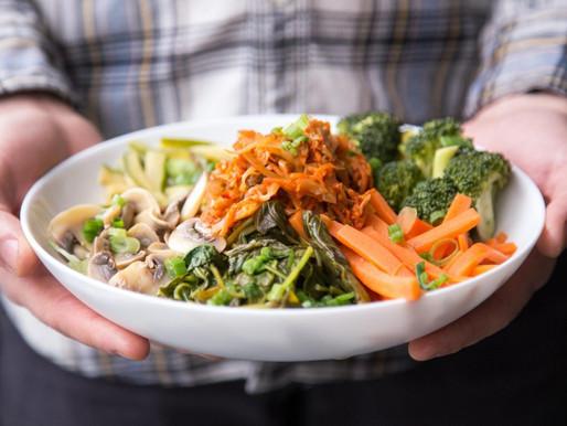 Dieta Vegetariana – 6 Dicas para Iniciantes