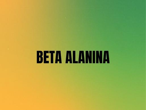 Beta alanina, conhece esse suplemento?