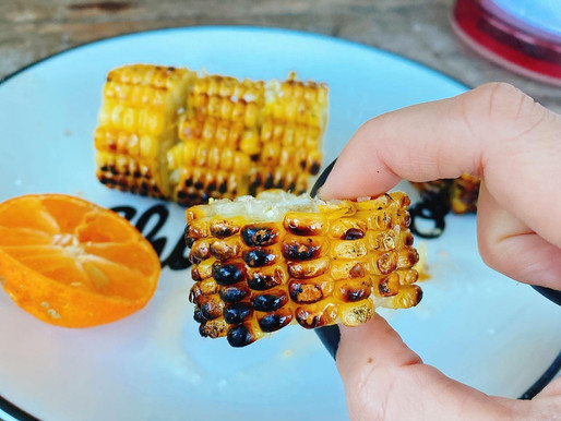 Churrasco vegetariano :)