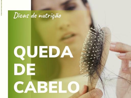Mês das mulheres: Queda de cabelo!