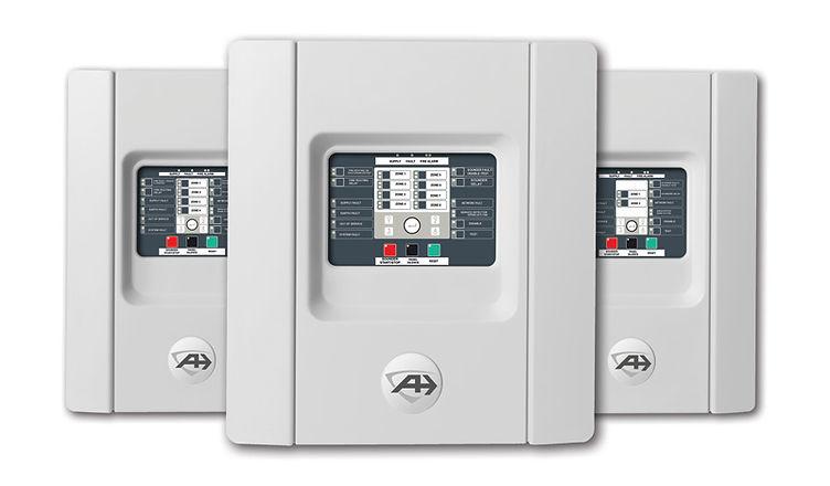 Aritech yangın algılama  ve alarm paneli