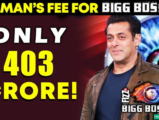 Salman khan stepped down from BIGG BOSS