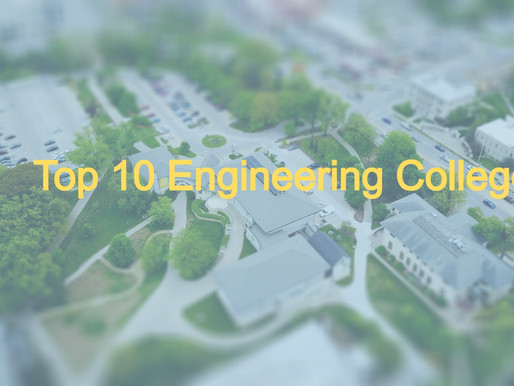 Top 10 Engineering College List In India - 2020