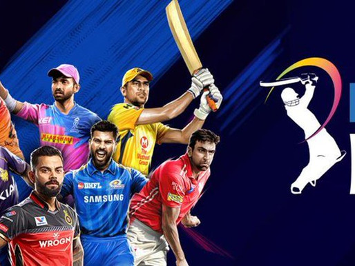 IPL 2020 : The Indian premier league's schedule is out