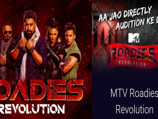 Watch Roadies revolution episode 1: written updates
