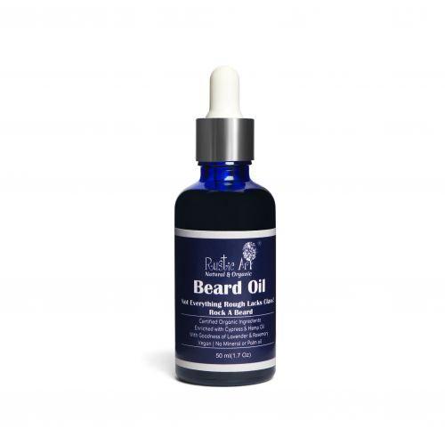 Rustic Art Organic Beard Oil