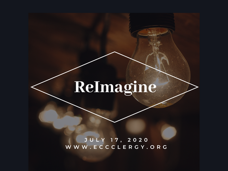 ReImagine ECC Online Ministerium Event- July 17
