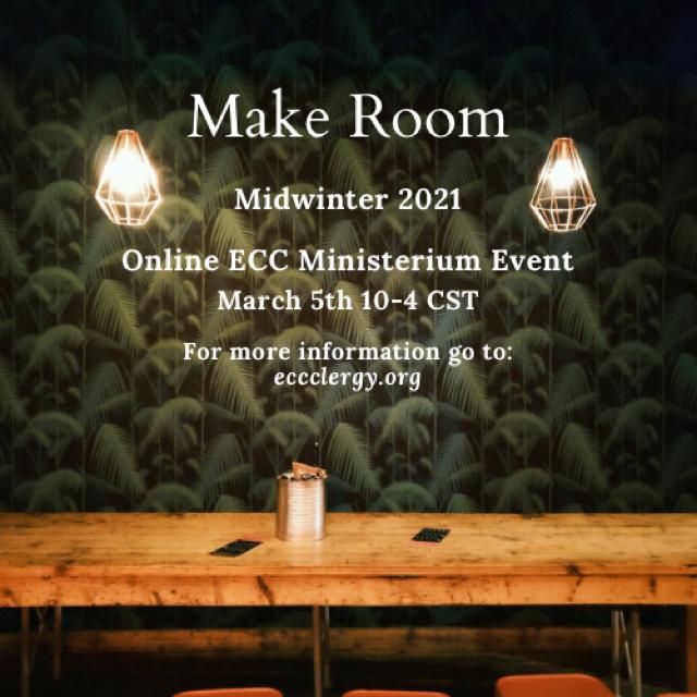 Make Room Ministerium Event